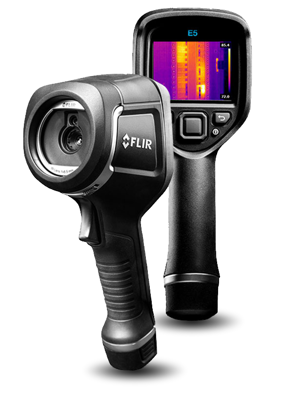 High-tech thermal imaging device